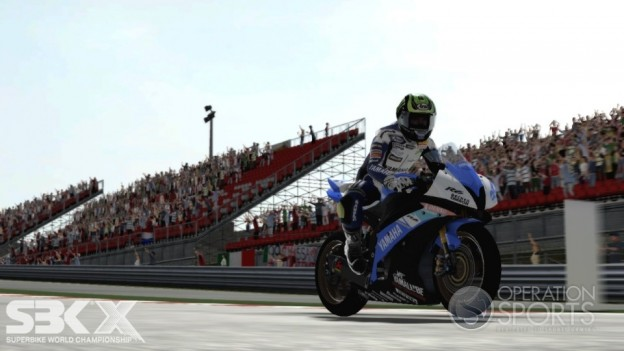 SBK X Screenshot #15 for Xbox 360