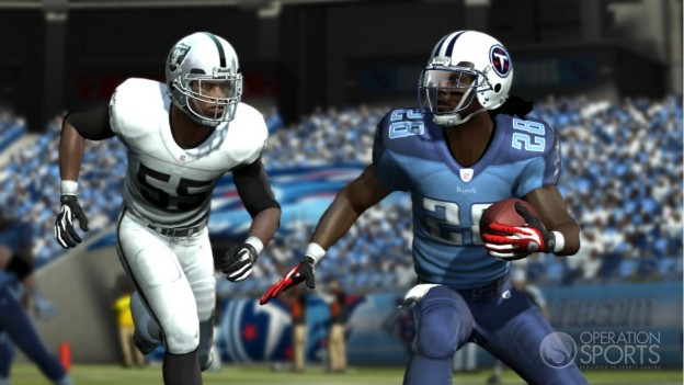 Madden NFL 11 Screenshot #25 for Xbox 360