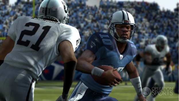 Madden NFL 11 Screenshot #26 for Xbox 360