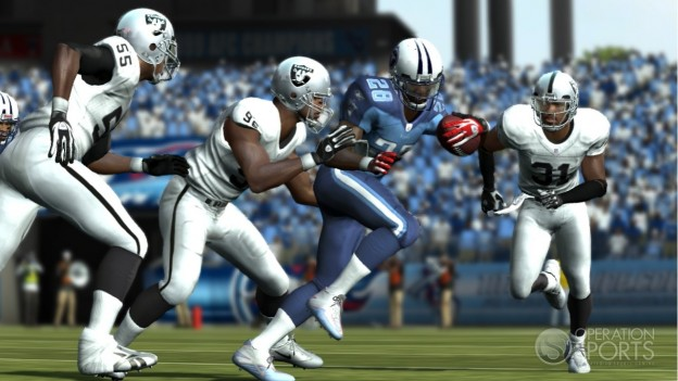Madden NFL 11 Screenshot #27 for Xbox 360