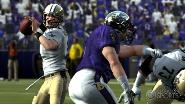 Madden NFL 11 Screenshot #28 for Xbox 360