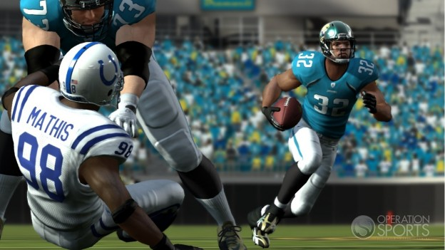 Madden NFL 11 Screenshot #29 for Xbox 360