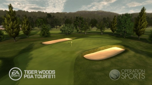 Tiger Woods PGA TOUR 11 Screenshot #48 for Xbox 360
