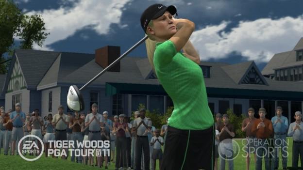 Tiger Woods PGA TOUR 11 Screenshot #50 for Xbox 360