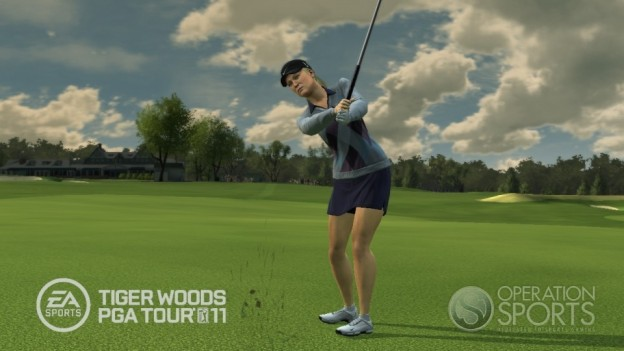 Tiger Woods PGA TOUR 11 Screenshot #51 for Xbox 360