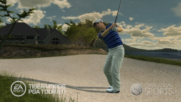Tiger Woods PGA TOUR 11 Screenshot #53 for Xbox 360