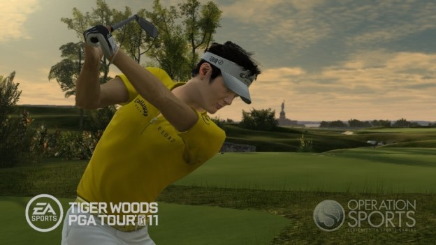 Tiger Woods PGA TOUR 11 Screenshot #59 for Xbox 360