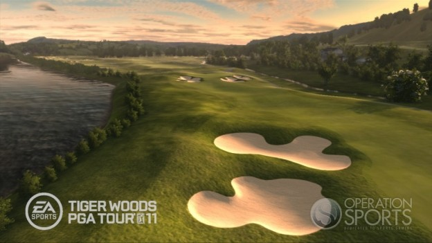 Tiger Woods PGA TOUR 11 Screenshot #61 for Xbox 360