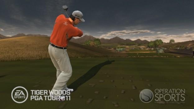 Tiger Woods PGA TOUR 11 Screenshot #62 for Xbox 360