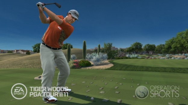 Tiger Woods PGA TOUR 11 Screenshot #63 for Xbox 360
