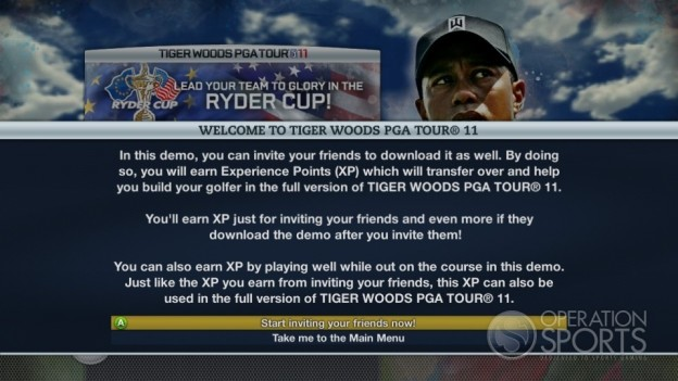 Tiger Woods PGA TOUR 11 Screenshot #64 for Xbox 360