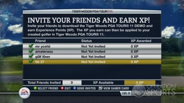 Tiger Woods PGA TOUR 11 Screenshot #65 for Xbox 360