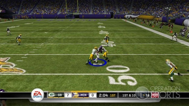 Madden NFL 11 Screenshot #37 for Xbox 360