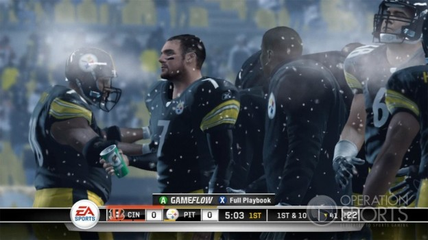 Madden NFL 11 Screenshot #39 for Xbox 360