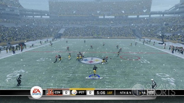 Madden NFL 11 Screenshot #40 for Xbox 360