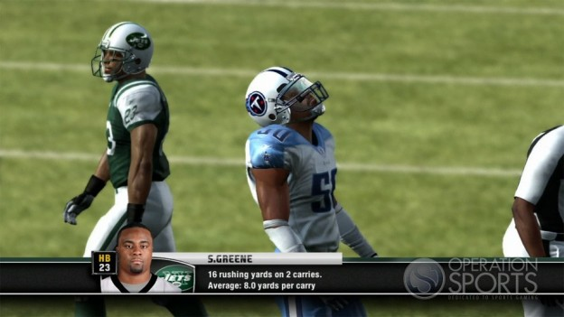 Madden NFL 11 Screenshot #44 for Xbox 360