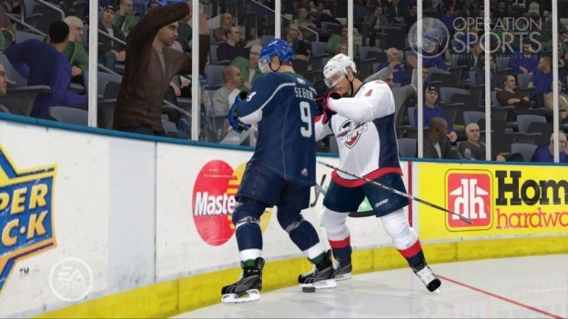 NHL 11 Screenshot #5 for Xbox 360