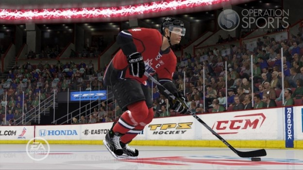NHL 11 Screenshot #6 for Xbox 360