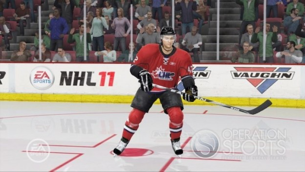 NHL 11 Screenshot #3 for PS3