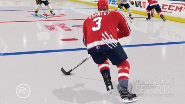 NHL 11 Screenshot #5 for PS3