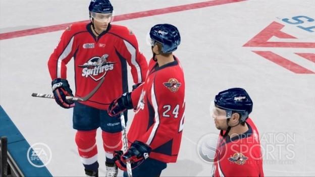 NHL 11 Screenshot #7 for PS3