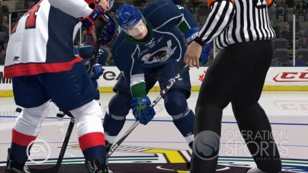 NHL 11 Screenshot #11 for PS3