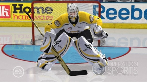 NHL 11 Screenshot #10 for Xbox 360