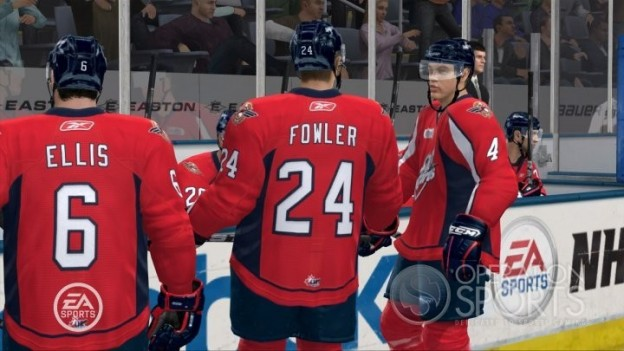 NHL 11 Screenshot #12 for Xbox 360
