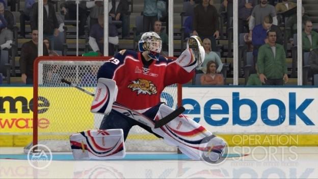 NHL 11 Screenshot #14 for Xbox 360