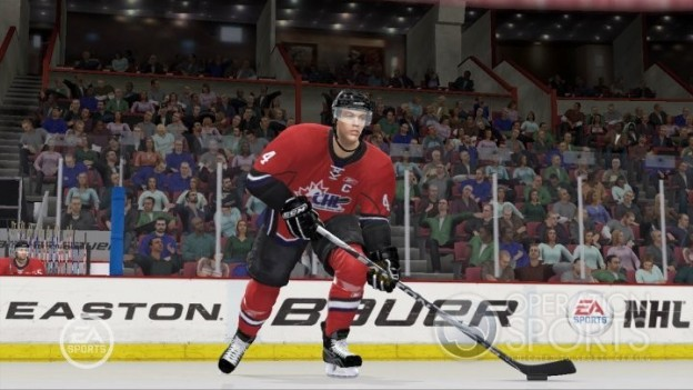 NHL 11 Screenshot #15 for Xbox 360