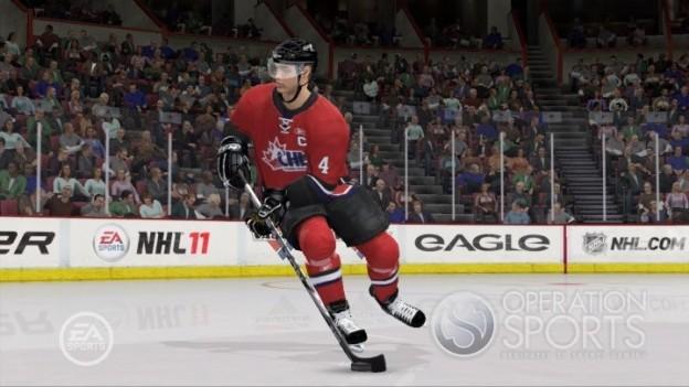 NHL 11 Screenshot #16 for Xbox 360