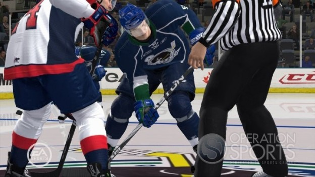 NHL 11 Screenshot #17 for Xbox 360
