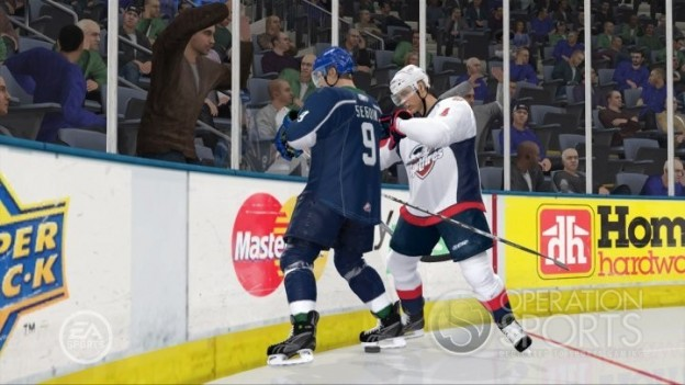 NHL 11 Screenshot #18 for Xbox 360