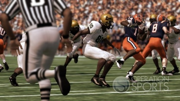 NCAA Football 11 Screenshot #41 for Xbox 360