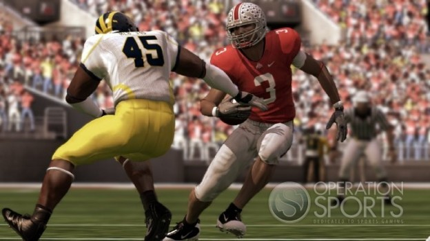 NCAA Football 11 Screenshot #43 for Xbox 360
