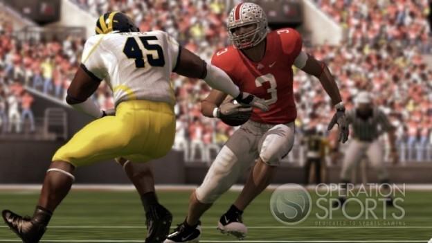 NCAA Football 11 Screenshot #43 for Xbox 360