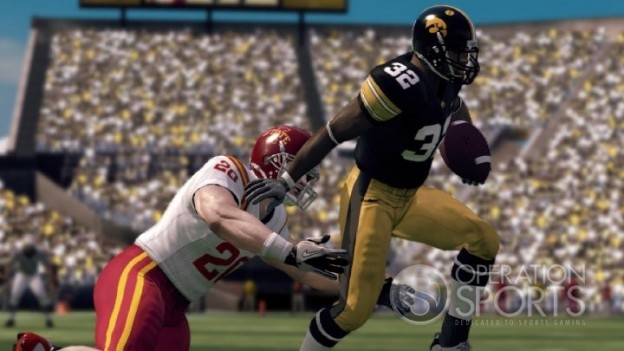 NCAA Football 11 Screenshot #44 for Xbox 360