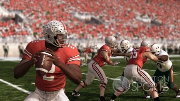 NCAA Football 11 Screenshot #45 for Xbox 360