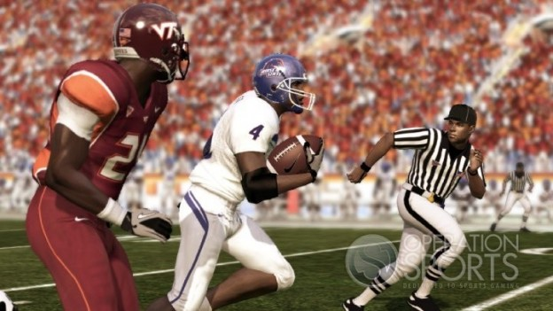 NCAA Football 11 Screenshot #46 for Xbox 360
