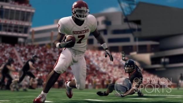 NCAA Football 11 Screenshot #52 for Xbox 360