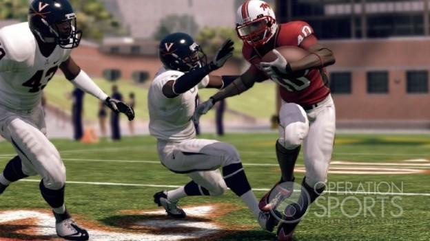 NCAA Football 11 Screenshot #54 for Xbox 360