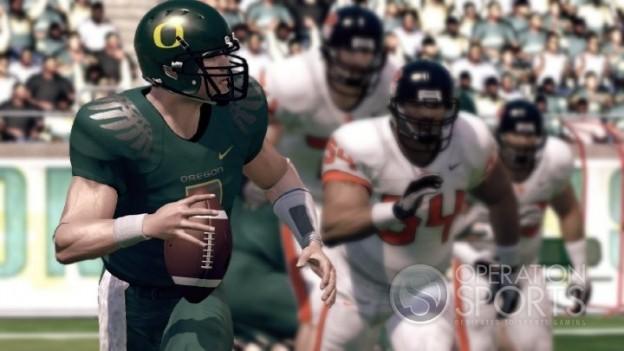 NCAA Football 11 Screenshot #55 for Xbox 360