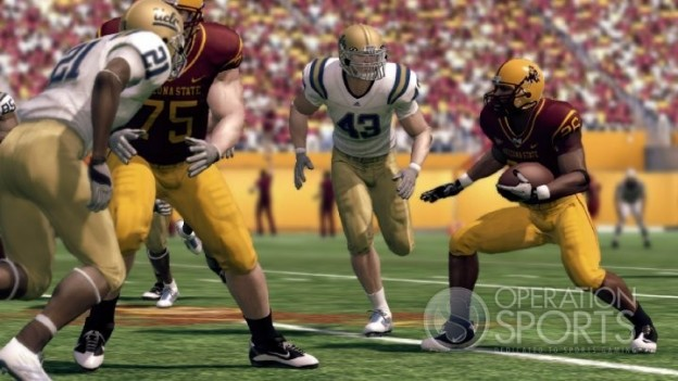 NCAA Football 11 Screenshot #58 for Xbox 360
