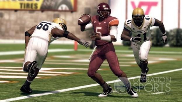 NCAA Football 11 Screenshot #59 for Xbox 360