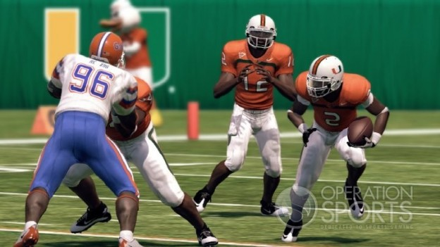 NCAA Football 11 Screenshot #62 for Xbox 360