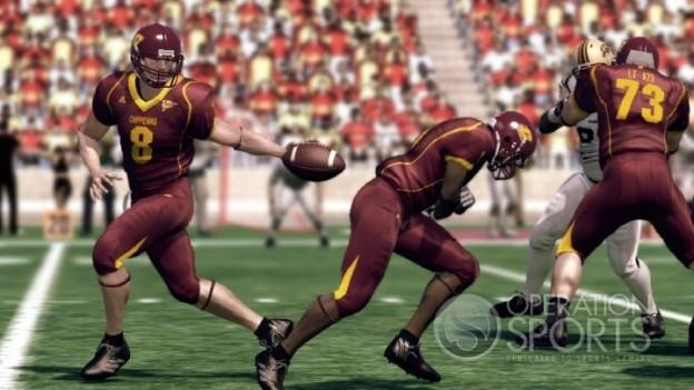 NCAA Football 11 Screenshot #63 for Xbox 360