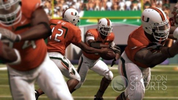 NCAA Football 11 Screenshot #65 for Xbox 360