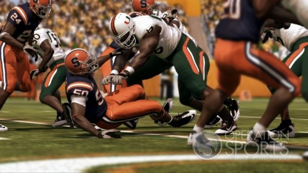NCAA Football 11 Screenshot #66 for Xbox 360