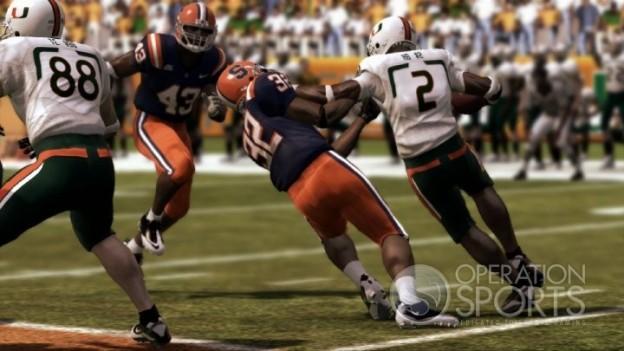 NCAA Football 11 Screenshot #67 for Xbox 360