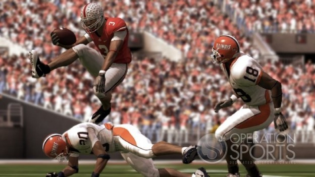 NCAA Football 11 Screenshot #40 for PS3